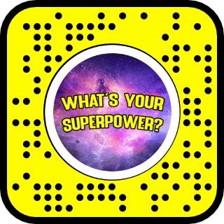 What Superpower Snapcode