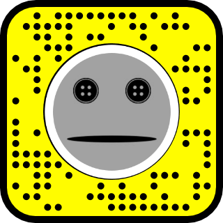 Scary Doll Snapcode