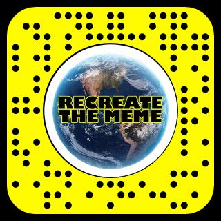 Recreate the meme Snapcode