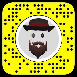 Olden Days Sir Snapcode