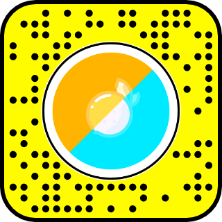 Famous snapcodes